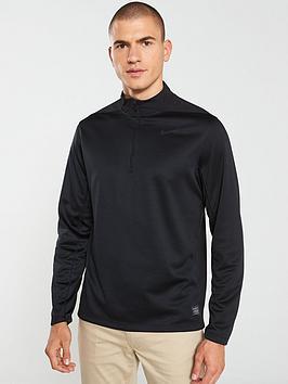nike-golf-dry-core-12-zip-top-black