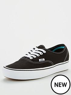 vans-comfycush-authentic-plimsolls-blacknbsp