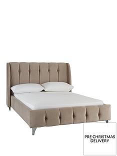 silentnight-lyla-fabric-bed-frame-taupe
