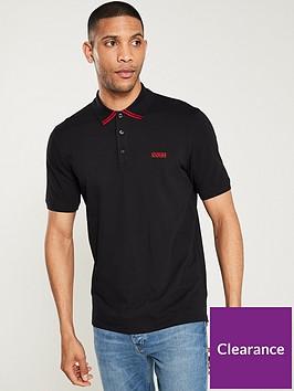 hugo-dyler-tipping-polo-shirt-black