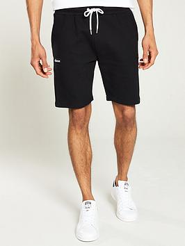 Ellesse Ellesse Noli Fleece Shorts - Black Picture