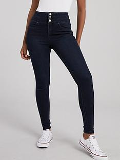 v-by-very-macy-high-waistnbspskinny-jean-ink