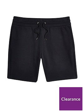 river-island-big-tall-pique-short
