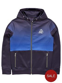 kings-will-dream-boys-kisha-zip-through-hoodie-navy