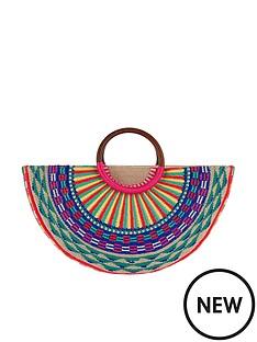 accessorize-margerita-crescent-bag-multi