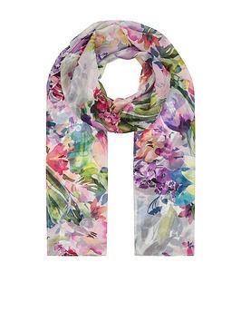accessorize-painterly-floral-silk-classic-scarf-multi