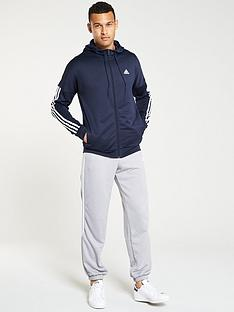 adidas-smu-hooded-3-stripe-tracksuit-navy