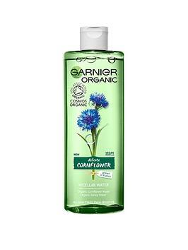 Garnier Garnier Organic Cornflower Micellar Clea Picture