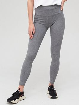 V by Very V By Very Confident Curve Leggings - Charcoal Picture