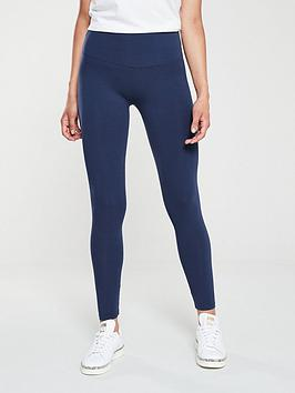 V by Very V By Very Confident Curve Legging - Navy Picture