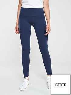 v-by-very-petite-petite-confident-curve-legging-navy