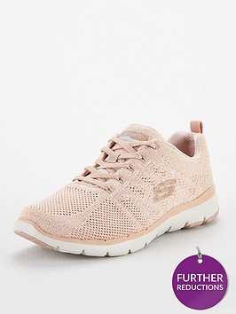 skechers-skechers-flex-appeal-30-metal-works-trainer
