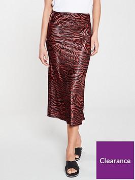 v-by-very-satin-print-bias-skirt-zebra