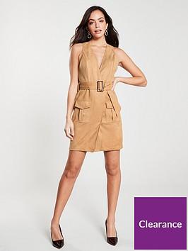 river-island-sleeveless-dress--tan