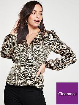 river-island-river-island-button-through-blouse--animal
