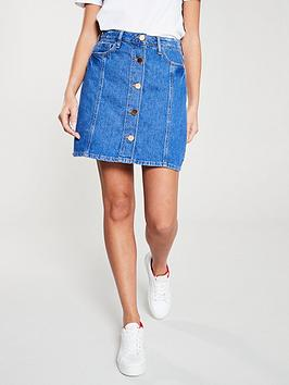 river-island-river-island-button-front-denim-mini-skirt--blue