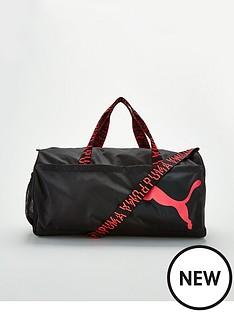 puma-at-essentials-barrel-bag-blackpinknbsp