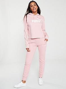 puma-elevated-essentialnbsp-logo-cropped-hoodie-amp-sweat-pants-pinknbsp
