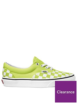 vans-checkerboard-era-greenwhite