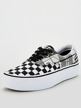 vans-plaid-checkerboard-era-platform