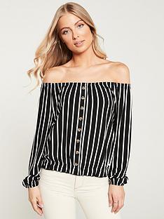 0cbcc2ce197480 Bardot Tops   Long Sleeve   Tops & t-shirts   Women   www ...