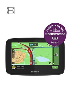 tomtom-go-essential-5-inch-sat-navnbsp--wi-fi-sirigoogle-now-integration-lifetime-trafficnbspemea-map