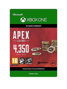 Xbox One Xbox One Apex Legends: 4350 Coins - Digital Download Picture
