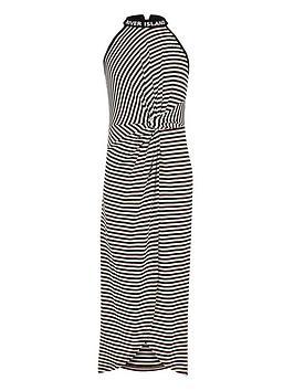 river-island-girls-stripe-knot-front-maxi-dress-white