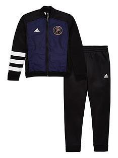 adidas-junior-pogba-tracksuit-black