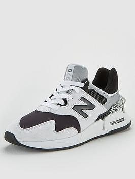 new-balance-997-leather-trainer-blackwhitenbsp