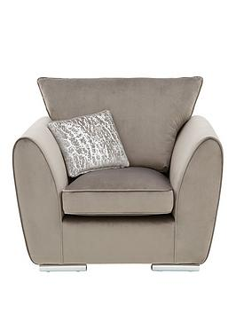 Very  Aspire Fabric Armchair