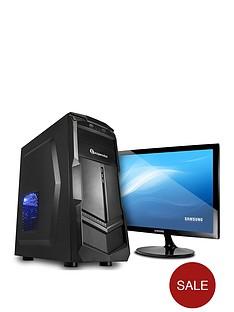 pc-specialist-fusion-core-amd-athlon-200ge-8gb-ramnbsp3tb-hard-drive-integrated-vega-graphics-gaming-desktop-pc-black-samsung-monitor