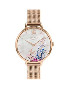 sara-miller-wisteria-mother-of-pearl-and-rose-gold-detail-34mm-dial-rose-gold-stainless-steel-mesh-strap-ladies-watch