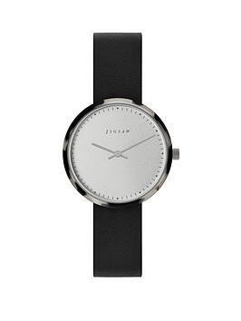 Jigsaw Jigsaw Jigsaw Round White Dial With Grey Tortoise Shell Bezel And  ... Picture