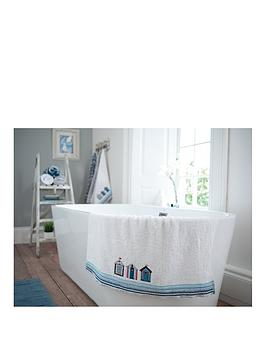 deyongs-beach-hut-embroidered-jacquard-cotton-hand-towel