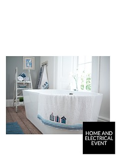 deyongs-beach-hut-embroidered-jacquard-bath-sheet