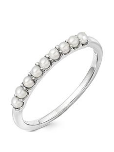 links-of-london-links-of-london-sterling-silver-linear-pearl-ring