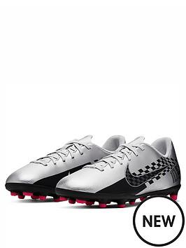 nike-junior-mercurial-vapour-club-neymar-firm-ground-football-boots-whiteblack