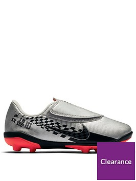 nike-junior-mercurial-vapour-club-neymar-junior-firm-ground-football-boots-whiteblack