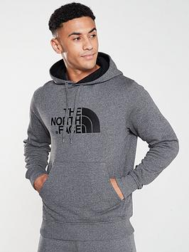 The North Face The North Face Drew Peak Pullover Hoodie - Medium Grey  ... Picture