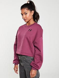 under-armour-rival-fleece-graphic-lc-crew-purplenbsp
