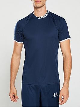 Under Armour Under Armour Challenger Ill Training Tee - Navy Picture