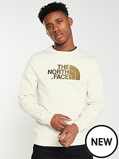 the-north-face-drew-peak-crew-neck-sweat-white