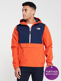 the-north-face-waterproof-fanorak-orange