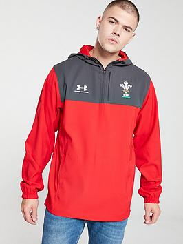under-armour-wales-wru-supporters-training-jacket-red