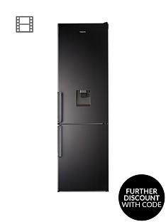 hotpoint-day1nbsph7t911akshaquanbsp60cmnbspwide-total-no-frost-fridge-freezer-with-water-dispenser-black