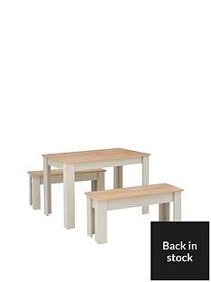 cornwall-120cm-dining-table-and-2-benches--greyoak