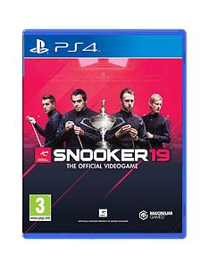 playstation-4-snooker-19-ps4