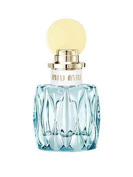 Miu Miu Miu Miu L Eau Bleue 50Ml Eau De Parfum Picture