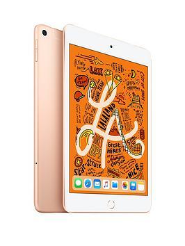Apple Apple Ipad Mini (2019), 256Gb, Wi-Fi &Amp; Cellular - Gold Picture